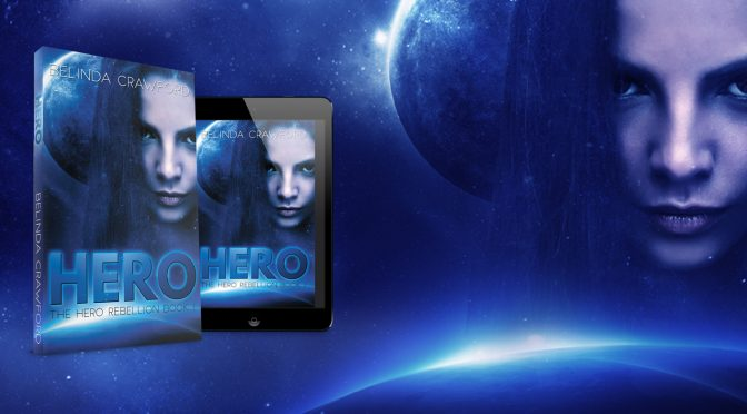 Hero is available as both a paperback and an ebook.