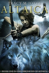 Cover of Altaica, by Tracy M Joyce