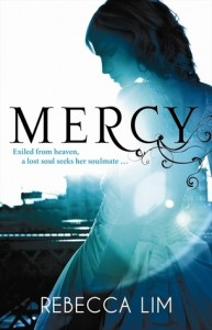 The cover of Mercy by Rebecca Lim