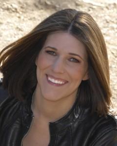 Jenny Martin, author of Tracked