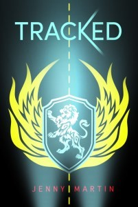 The cover of Tracked by Jenny Martin