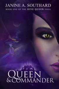 Queen & Commander by Janine A Southard