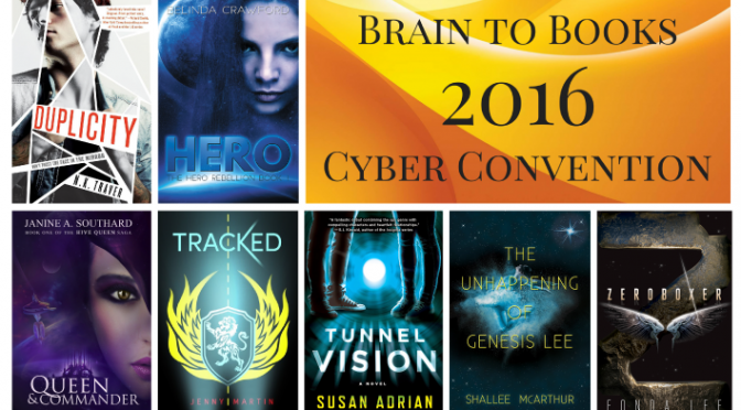 Win 7 YA Sci-fi books!