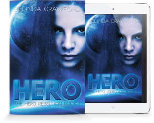 Hero: The Hero Rebellion book 1 is available as both an ebook and paperback.