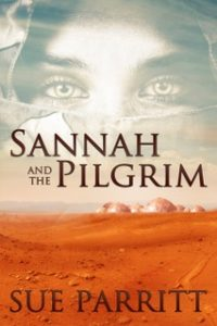Cover of Sannah and the Pilgrim by Sue Parritt