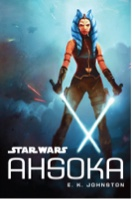 Cover of Star Wars: Ahsoka by EK Johnston