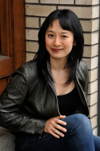 Fonda Lee, author of Zeroboxer.