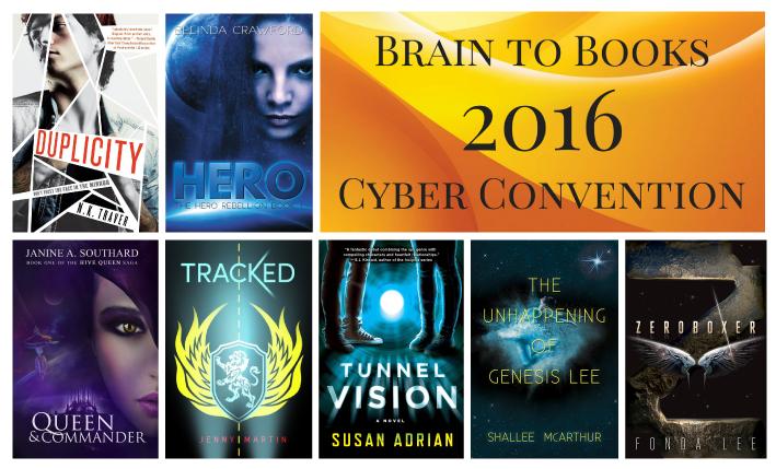 Win 7 YA sci-fi books