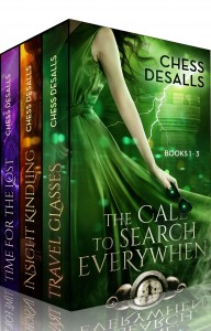 The Call to Search Everywhen box set by Chess Desalls