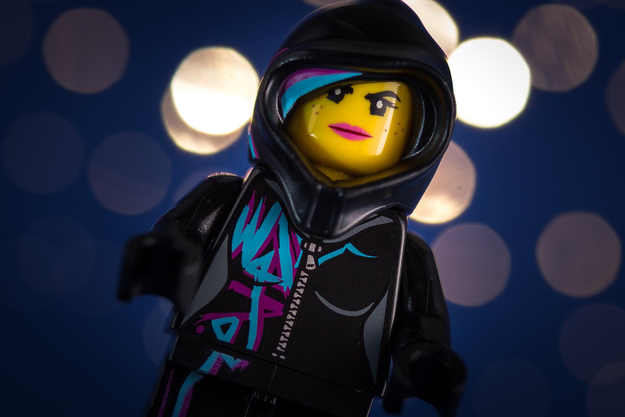 Lego Wildstyle