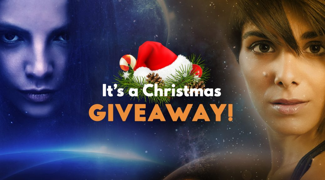 It's a Christmas Giveaway!