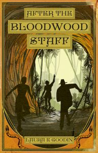 The cover of After the Blackwood Staff by Laura E. Goodin