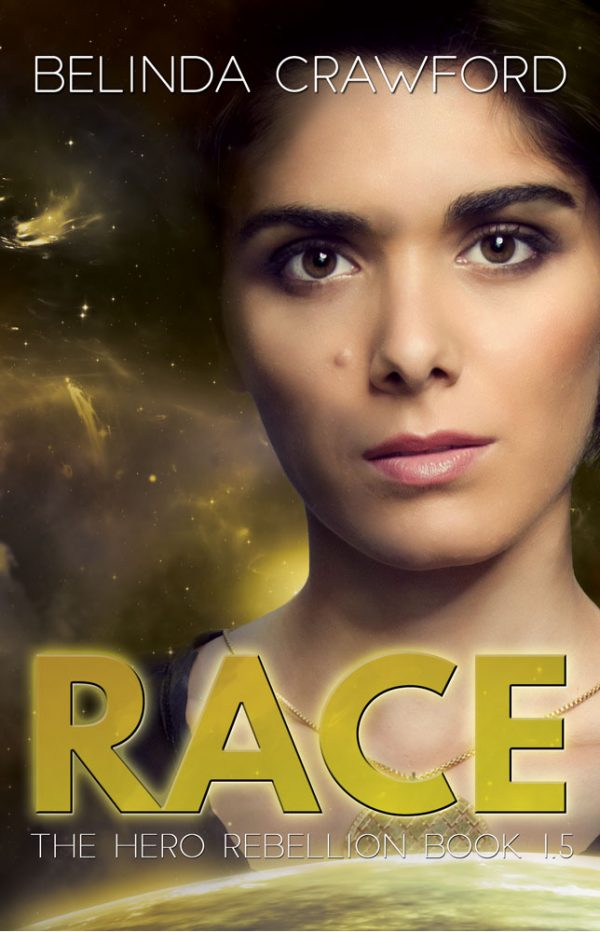 The cover of Race, featuring the original cover style.
