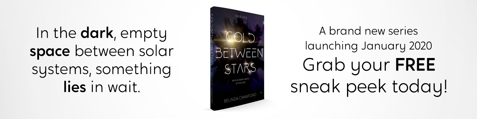 A new sci-fi trilogy launching Jan 2020. Grab your sneak peek today!