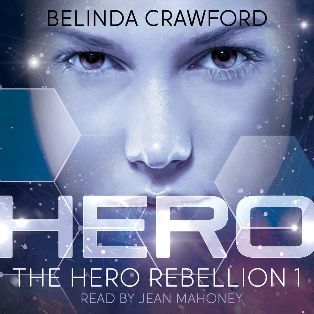 Cover of the Hero audiobook