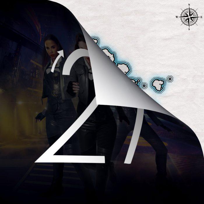 Day 21 revealed!