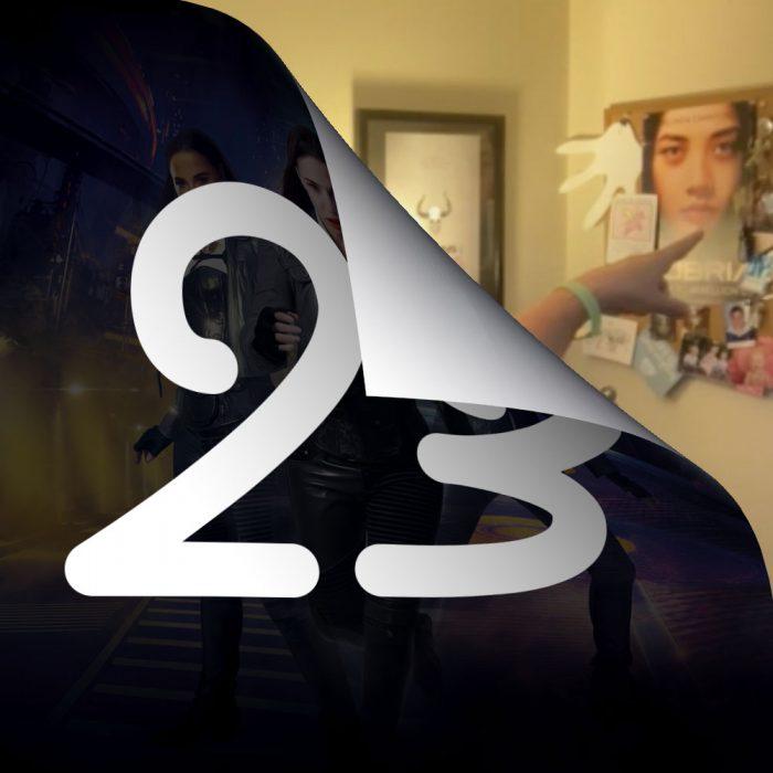 Day 23 revealed!