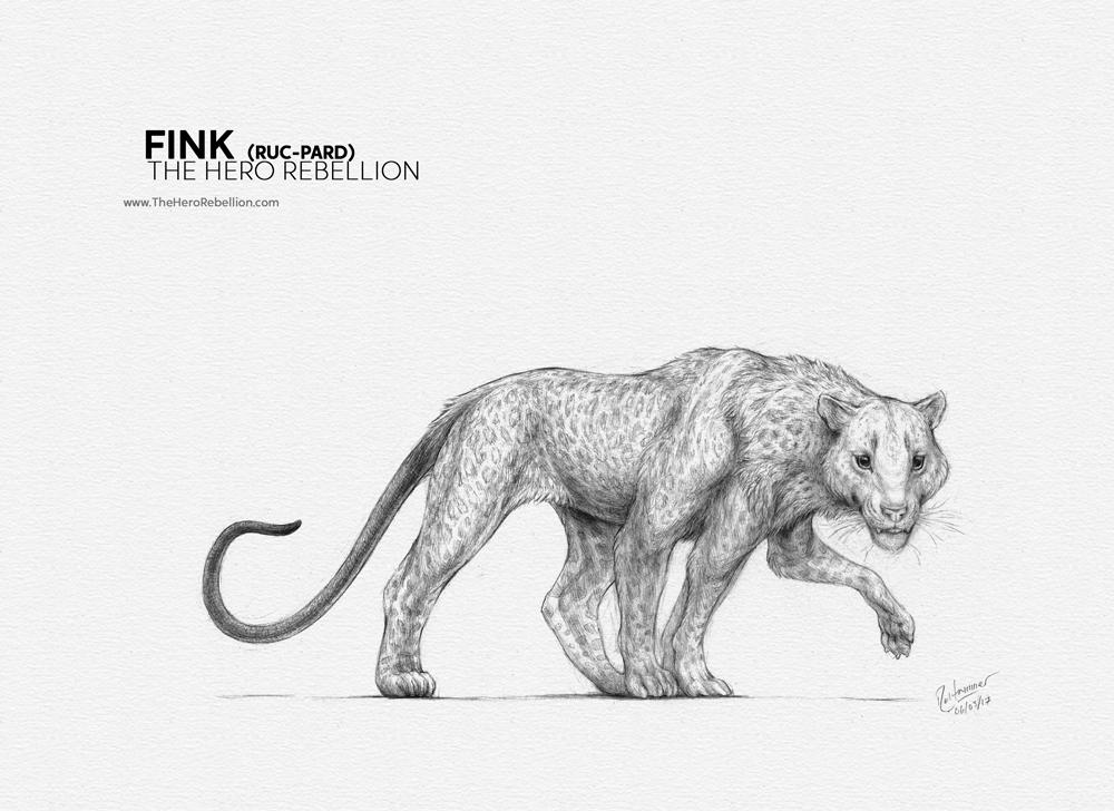 Fink artwork.