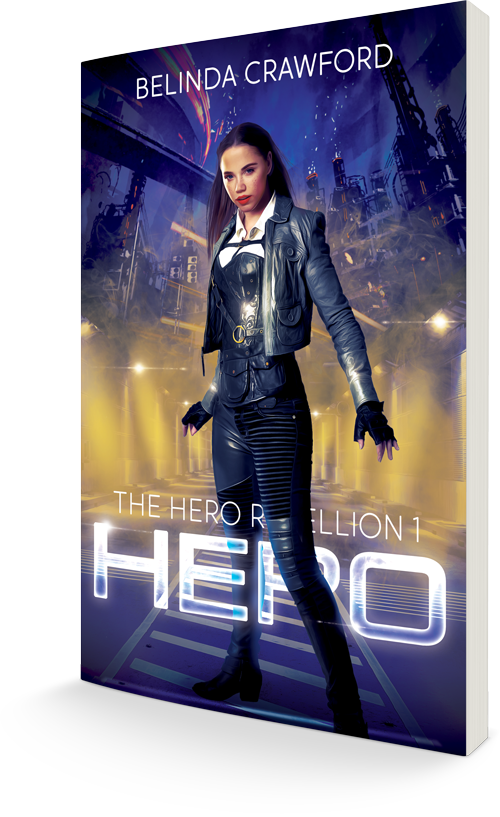 The cover of Hero (The Hero Rebellion 1)