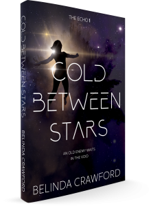 The cover of Cold Between Stars (The Echo 1).